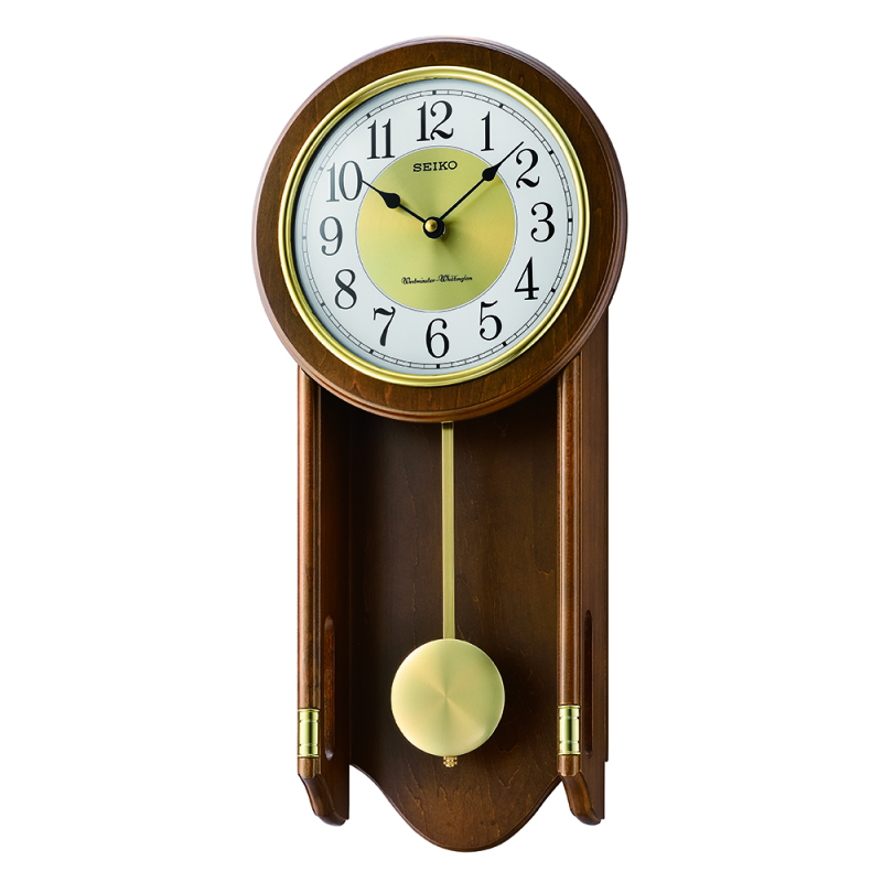 Westminster Whittington Dual Chime Wall Clock With